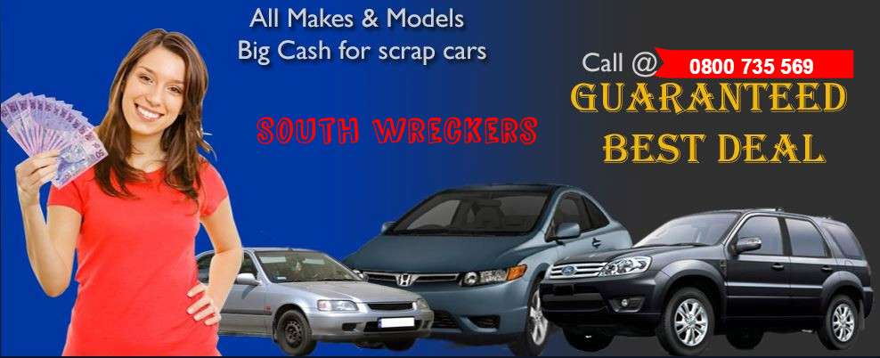 Scrap Car for Cash Christchurch