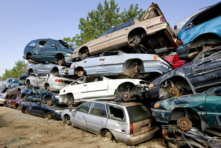 car wreckers buy cars for parts
