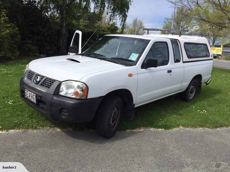 Nissan Salvage Christchurch